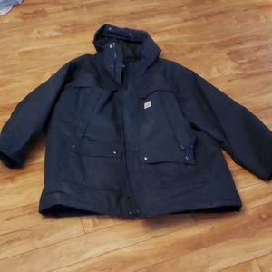 Carhartt mens jacket